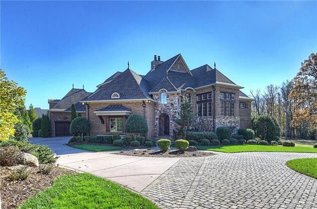 Steph Curry's North Carolina Home