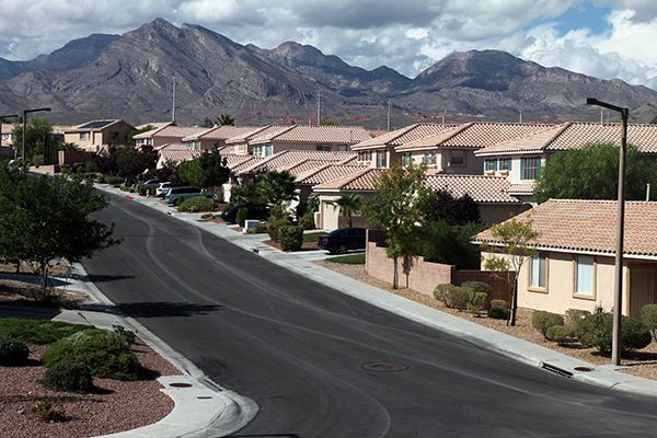 Las Vegas Housing Market is Growing
