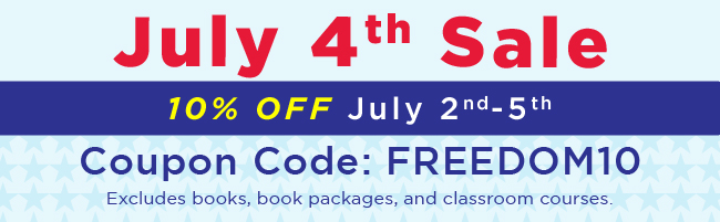 Real Estate Training Institute 4th of July Sale Mobile